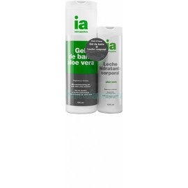 Interapothek Pack Gel Aloe+Leche Aloe