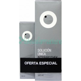 Interapothek Pack Soluc Unica 500Ml+100M