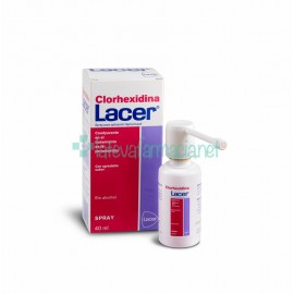 Lacer Clorhexidina Spray 40 ml