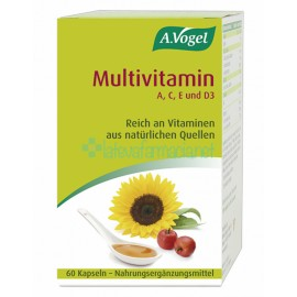 MULTIVITAMIN cápsulas 60 Vogel