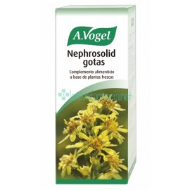 NEPHROSOLID gotas ml 100 Vogel