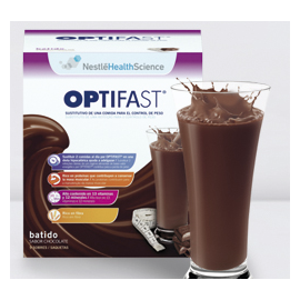 Optifast Batido Chocolate 9 sobres 54g
