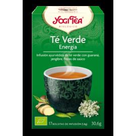Yogi Tea Té Verde Energía