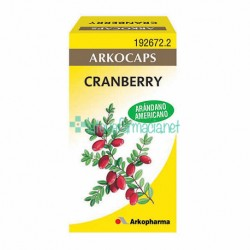 Arkocaps Cranberry 50