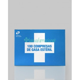 Interapothek Compresas Gasa Esteril C100