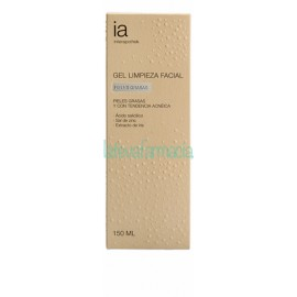 Interapothek Gel Limpieza Facial Grasa 150Ml
