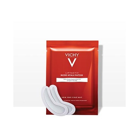 Vichy Liftactiv Specialist Micro-Hyaly Filler Patchs Parches 1 par