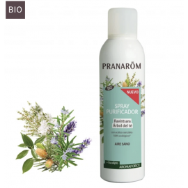 Pranarom Aromaforce Spray Purificador BIO Ravintsara - Árbol del té 150ml