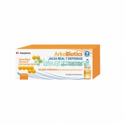 ArkoBiotics Jalea real y Defensas Adultos